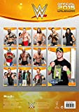 Official World Wrestling 2015 Calendar