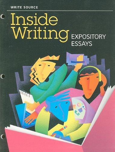 expository essay writing pdf