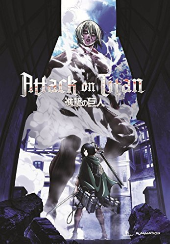 - Attack on Titan, Part 2 (Limited Edition Blu-ray/DVD Combo)