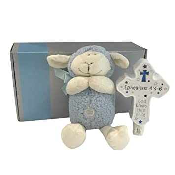 Baptism Gifts For Boys and Girls - Baptism Gifts for Baby Girl or Boy Includes Bless