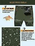 MAGCOMSEN Men's Hiking Pants Water Resistant 4
