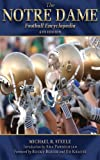 img - for The Notre Dame Football Encyclopedia book / textbook / text book
