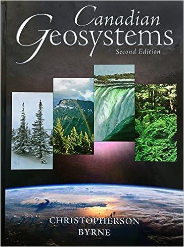 Geosystems 3rd Canadian Edition Pdf
