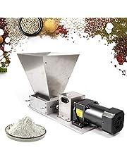 """75 omw/min 6 """"x1,5"""" Elektrische graanmolen Gerstemolen Malz Crushed Malt Crusher Grain Home Brew Mill 40w Nieuw voor Grains Barley Grinding"""