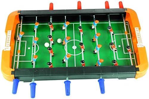 BSD Mesa de fútbol Mesa de fútbol Juego de Mesa de fútbol: Amazon ...