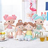 Gloveleya Dolls First Baby Doll Plush Girl Gifts