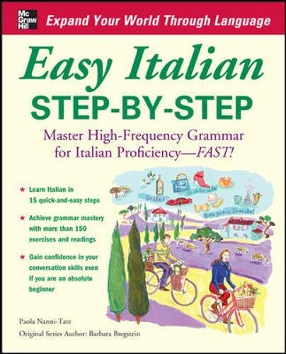 Easy Italian Step By Step  Ntc Foreign Language