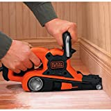 BLACK+DECKER Belt Sander with Dust
