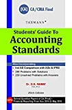 Students' Guide to Accounting Standards [CA/CMA Final] (29th Edition, June 2016)
