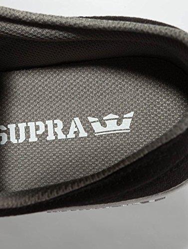 Skate Black white II Stitch Shoe Supra Stacks ETOqRR