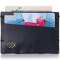 Alpine Swiss RFID Mens Thin Minimalist ID Card Case Slim Wallets Deals