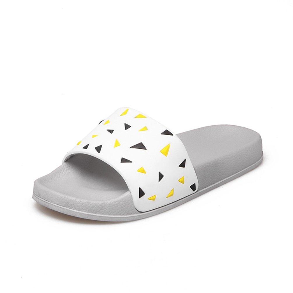 XHCHE Slippers Fashionable Haus Schuh Schuhe Indoor Sommer Indoor Flip Flop Grau