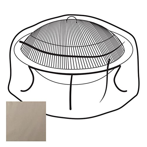 Weather Wrap Low Firepit (Low Fire Pit Cover)