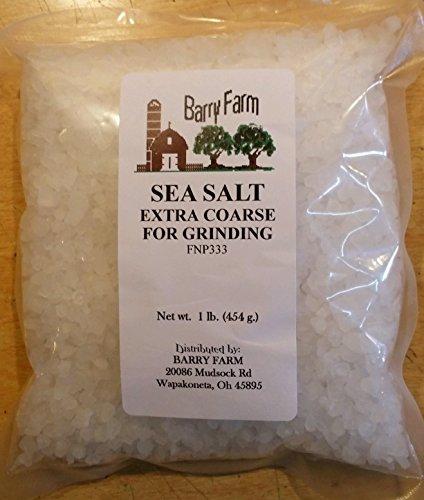 Extra Coarse Sea Salt, 1 lb.