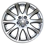 hyundai elantra hubcaps 2003 - TuningPros WSC-503S15 Hubcaps Wheel Skin Cover 15-Inches Silver Set of 4