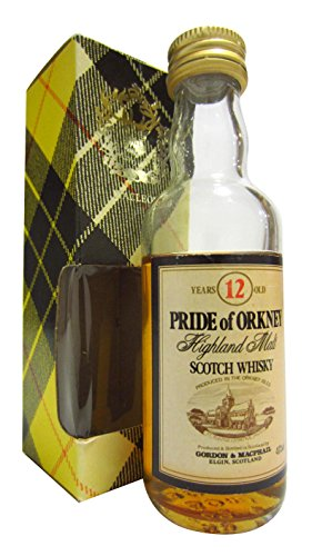 Blended Malt - Pride Of Orkney Miniature - 12 year old