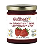 Wellbee's Real Strawberry Jam - Refined Sugar Free & Preservative Free