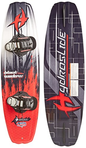 Hydroslide Black Widow Wakeboard...