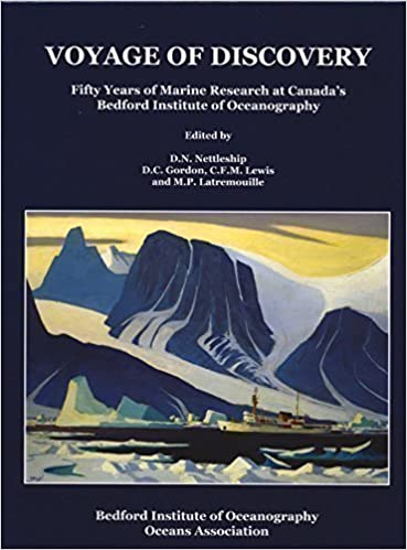 Voyage of Discovery: Fifty Years of Marine Research at