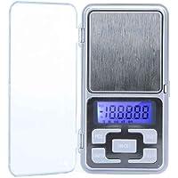 Befaith WH-668B 500g / 0,1g Hohe Genauigkeit Digitale Taschenwaage Mini Elektronische Schmuck Waage mit Zählfunktion