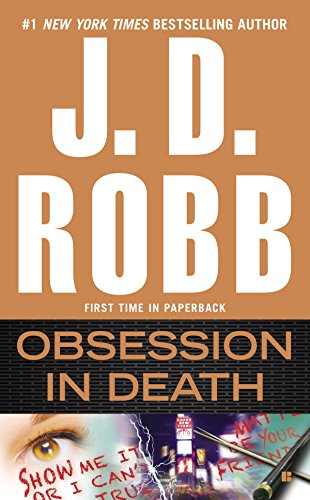 Obsession in Death by [Robb, J. D.]