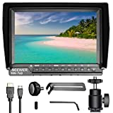 Neewer NW-760(C) Camera Field Monitor Ultra-thin 7 inches IPS Screen 1080P Full HD 1920x1200 Support 4k Input HDMI with Histogram, Focus Assist, Overexposure Prompting for DSLR (Battery not Included)