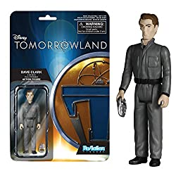 Funko Reaction: Tomorrowland - Dave Clark Action Figure