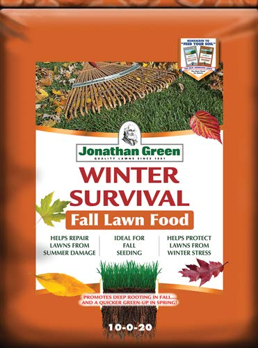 Jonathan Green & Sons Inc 12400 10-0-20 Winter Survival Fall Fertilizer, 1