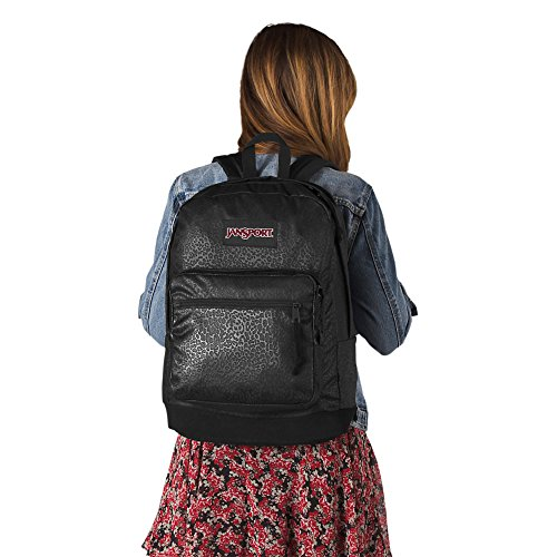 Backpack Pack Right Gel Jansport Expressions Leopard WRZ0fSWwqy