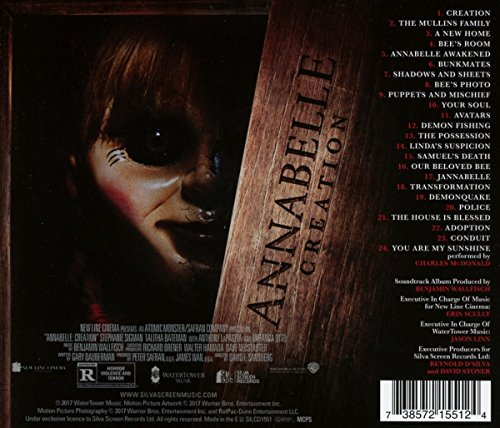Annabelle: Creation (Original Soundtrack)