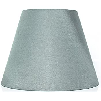 Amazon lolli living grey maze lamp base baby lamp shade imisi silk fabric lamp shade small for living room bedroom 7 x 53 aloadofball Gallery