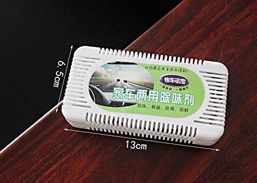 数量限定価格!! Zhahender 活性炭消臭剤 空気清浄機 冷蔵庫 冷蔵庫 消臭剤 空気清浄機 活性炭消臭剤 B07H7F3M7F, ルモードフィットネスウェアSHOP:6c7715f4 --- arianechie.dominiotemporario.com