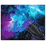 Mouse Pad with Stitched Edge,Non-Slip Rubber Base Mousepad for Laptop, Computer & PC, 8.7×7.1×0.1 inches, Sunshinemp