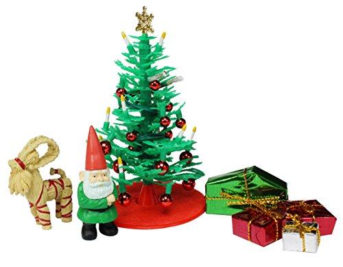 Lundby Smaland Dollhouse Christmas Tree Set