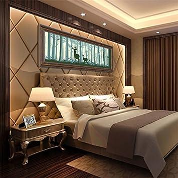 Patined Amerikanische Schlafzimmer Bett Dekorative Malerei Gemälde Von  Modernen Wohnzimmer Sofa Hintergrund Warmen Klassischen Wandbilder,