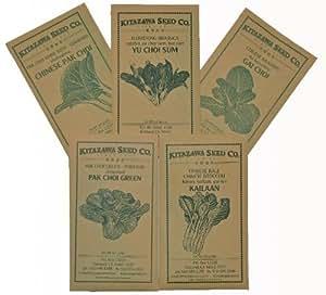 Kitazawa Seed Company @ Amazon.com: