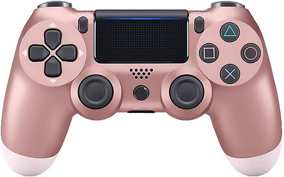 xahoas Contr/ôleur Bluetooth sans Fil PS4 Quatri/ème G/én/ération PS4 Manette De Jeu Contr/ôleur De Jeu Bluetooth Joystick Camouflage Gris