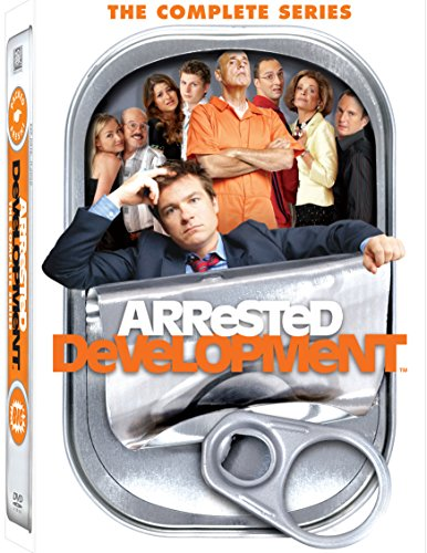 Arrested Development Complete Collection Season 1 - 4