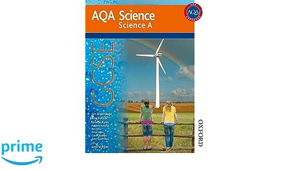 New AQA Science GCSE Science A: Jim Breithaupt, Ann Fullick ...