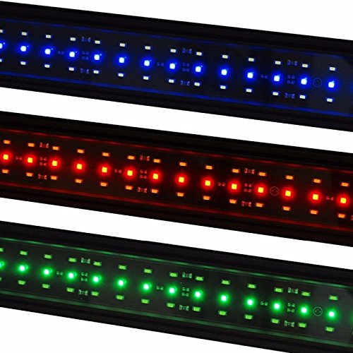 VivaGrow Acquario Acquario Acquario lampada LED 90 cm RGB con controller 61b35a