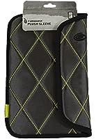 "Timbuk2 Gunmetal/Lime Tablet and E-Reader 7"" Plush Sleeve Model"