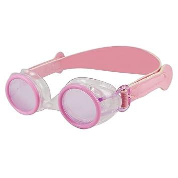 784d677a6d30 Barracuda Junior Swim Goggle WIZARD - Wide NEOPRENE Strap with Hook   Loop  Fasteners