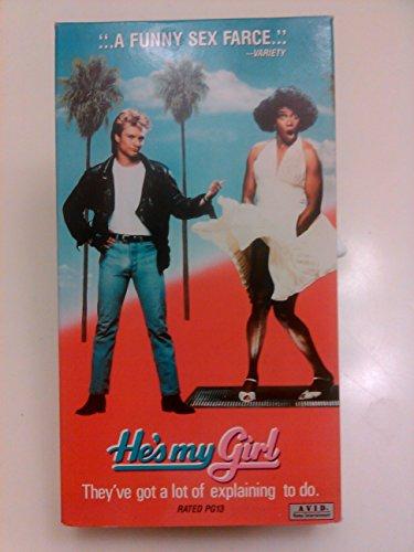 (He's My Girl [VHS])