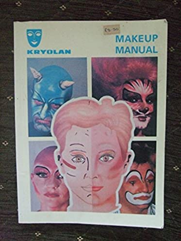 Krylon makeup manual monstrous3 monstrous2 monstrous5 monstrous4 array kryolan makeup manual amazon co uk books rh amazon fandeluxe Choice Image