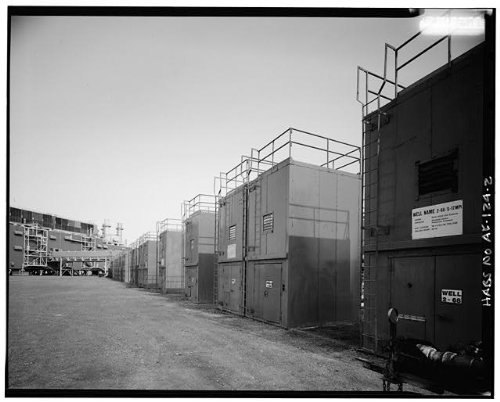 Photo  Bp Facilities Endicott Site Prudhoe Bay North Slope Borough Oil Company Alaska 2