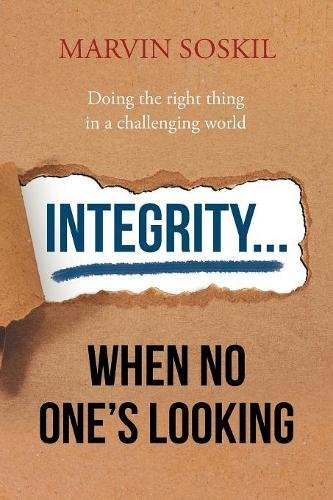 Integrity.... When No One's Looking pdf