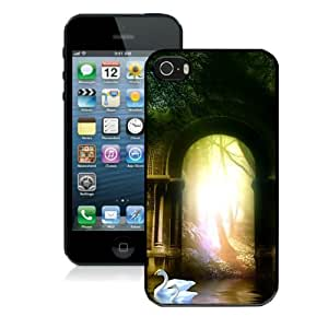 Cute Iphone 5/5s Case Cover Beautiful Gothic Design Cheap Mobile Phone Protective Case Mate