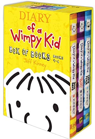Diary Of A Wimpy Kid Fantastic Fiction