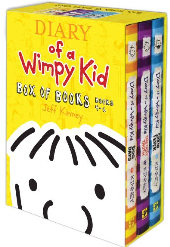Diary of a Wimpy Kid: Dog Days / the Ugly Truth / Cabin Fever