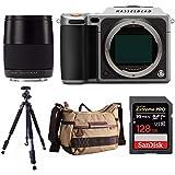 Hasselblad X1D-50c Medium Format Mirrorless Digital Camera with 90mm f/3.2 Lens